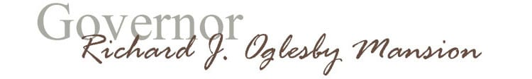Oglesby Mansion Logo